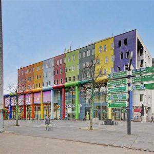 Kantoor – Arenaboulevard Amsterdam