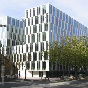 Kantoor – Benthemstraat 30 Rotterdam 2