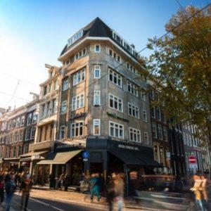 Monument Winkel – Leidsestraat 2 Amsterdam