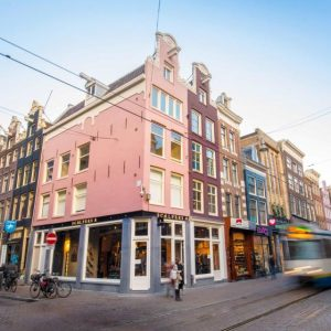 Monument Winkel – Leidsestraat 60 Amsterdam