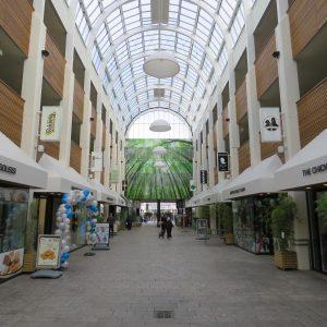Winkelcentrum – Zoetelaar – Binnen Na Renovatie