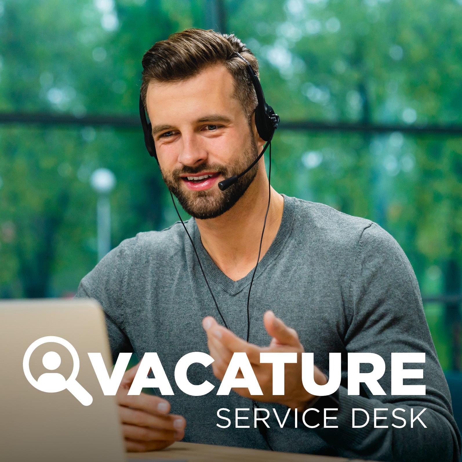 Vacature: Service Medewerker Vastgoedbeheer M/V